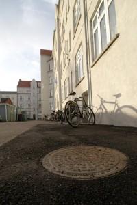 Renovering af kloak - Foto: Eigil Mølvig Jensen